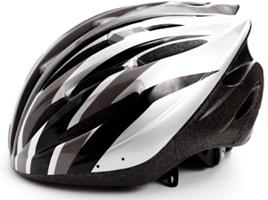 bicycle riders helmet
