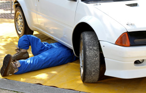 Mechanical Failures as Cause for Auto Accidents