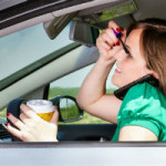 When Bizarre Distracted Driving Behaviors Cause Accidents