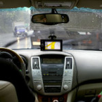 Onboard Car Technology & GPS Distracted Driving Accidents