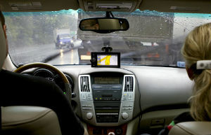 Technology & GPS Distracted Driving Accidents